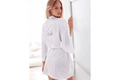La vestaglia da angelo (di Victoria's Secret!)