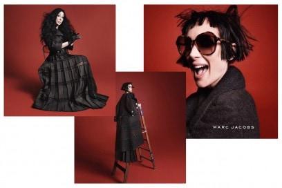 Le campagne per l'Autunno-Inverno 2015: Marc Jacobs
