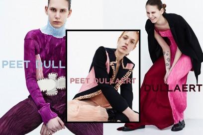 Le campagne per l'Autunno-Inverno 2015: Peet Dullaert