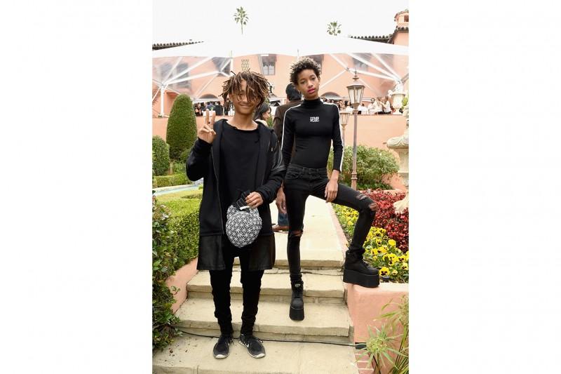 Le figlie delle star e i loro look: Willow Smith