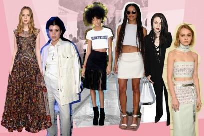 Le figlie delle star e i loro look: da Lily Rose Depp a Willow Smith
