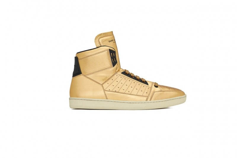 Le sneakers: Saint Laurent