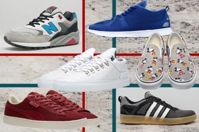 Le sneakers per uomo: le tendenze per l'estate 2015