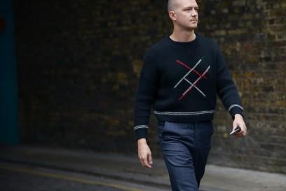 London Collections Men: gli scatti di street style