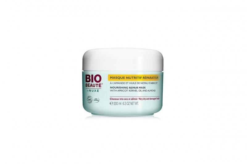 Maschere bio per capelli: Bio Beaute by Nuxe Masque Nutritif Reparateur