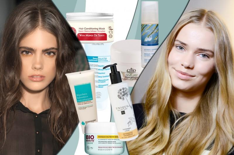 Maschere bio per capelli: la selezione di Grazia.IT