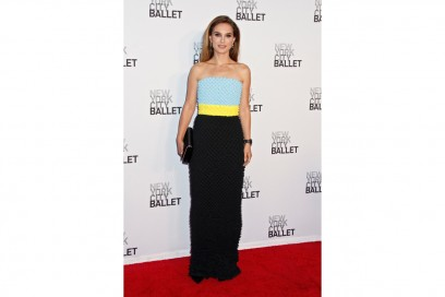 Natalie Portman in Christian Dior Couture