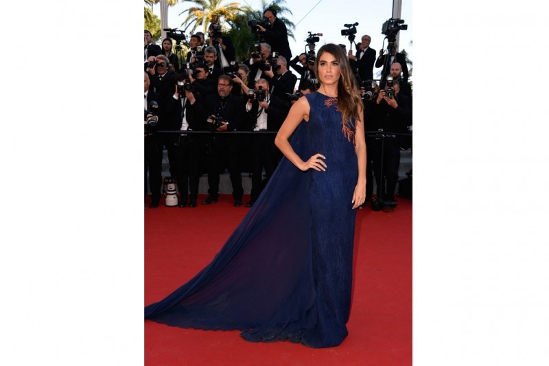 Nikki Reed: in Azzaro Couture sul red carpet di Cannes