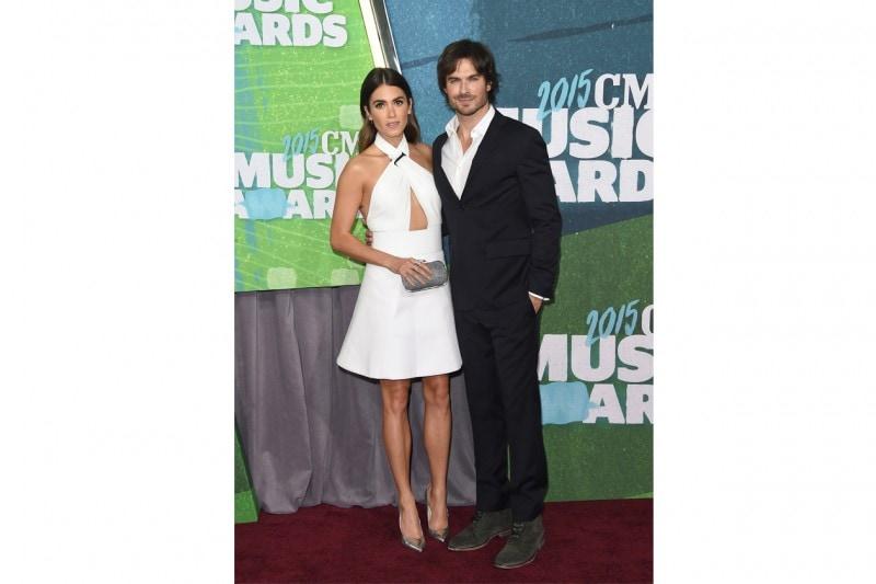 Nikki Reed:in Kaufmanfranco ai Music Awards