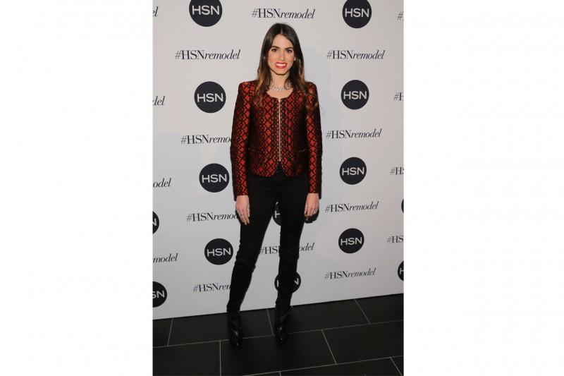 Nikki Reed: in giacca e pantalone