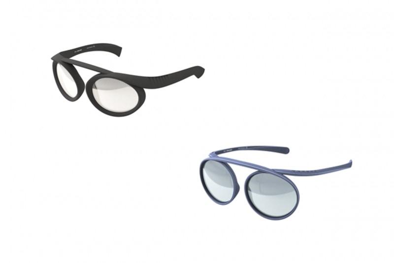 PITTI IMMAGINE UOMO: Pq eyewear by Ron Arad