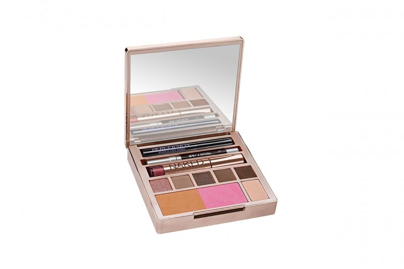 Palette Make Up: Urban Decay Naked On The Run