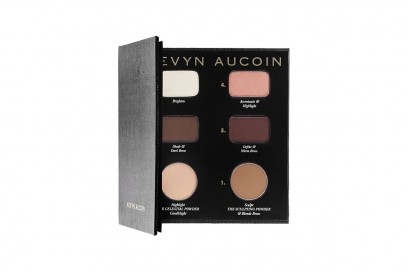 Palette make up: Kevyn Aucoin The Contour Book The Art of Sculpting + Defining
