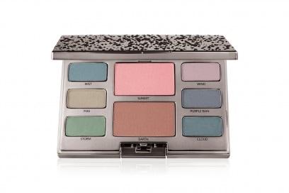 Palette make up: laura mercier Watercolour Mist Eye & Cheek Palette