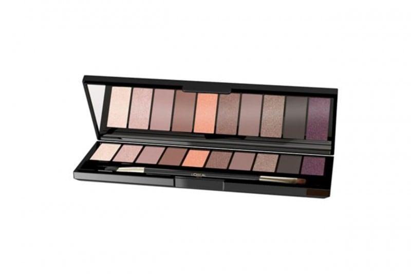 Palette ombretti:L'Oréal Paris La Palette Nude