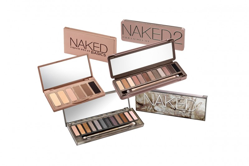 Palette ombretti: Urban Decay Naked