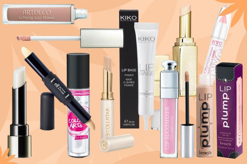 Primer labbra: i dieci migliori prodotti selezionati da Grazia.it