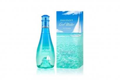 Profumi donna Estate 2015: Davidoff Cool Water Woman Summer Seas