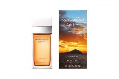 Profumi donna Estate 2015: Dolce&Gabbana Light Blue Sunset in Salina