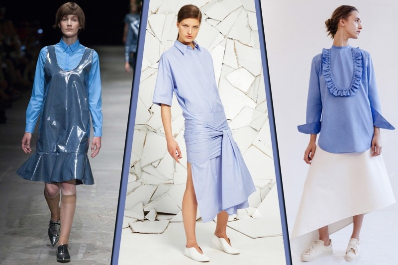 RESORT 2016: A New Way To The Blue Shirt