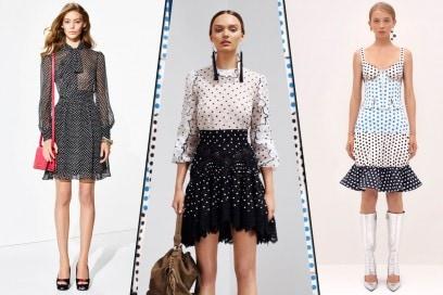 RESORT 2016: Pois Dresses