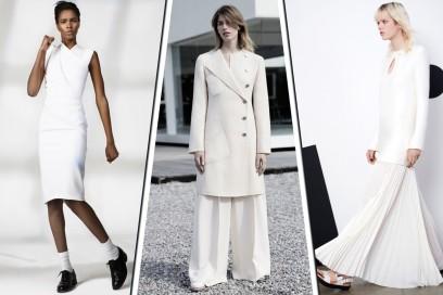 RESORT 2016: Super Clean White