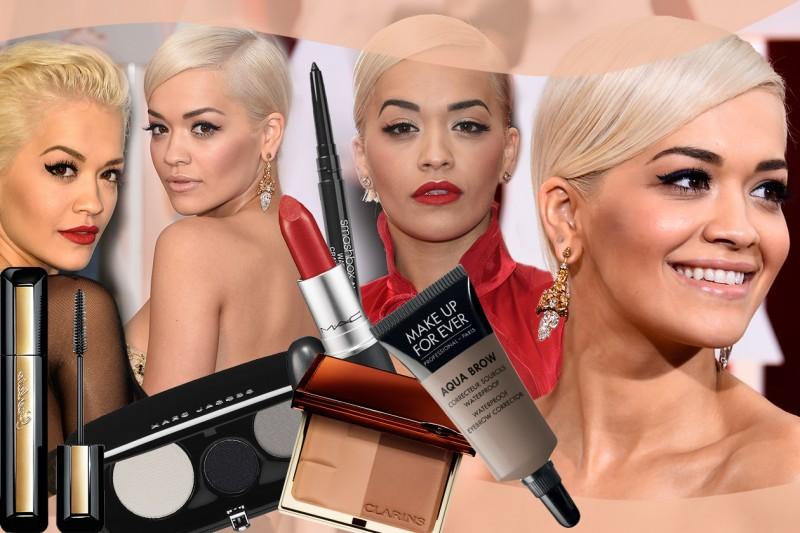 Rita Ora trucco: i beauty look più belli
