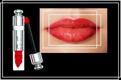 Rossetti rosso fragola: Addict Fluid Stick in 753 Open Me di Dior