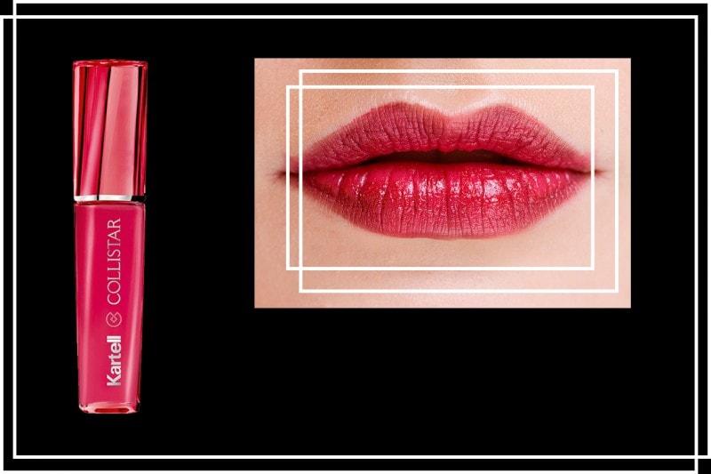 Rossetti rosso fragola: Gloss Design in 32 Amarena di Collistar