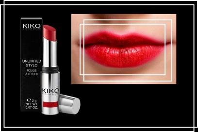 Rossetti rosso fragola: Kiko Unlimited Stylo in Rosso Ciliegia