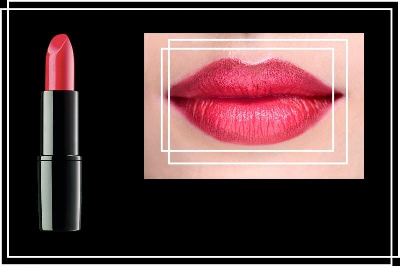 Rossetti rosso fragola: Perfect Color Lipstick in Strawberry Red di Art Deco