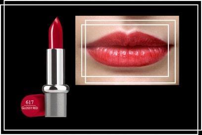 Rossetti rosso fragola: Rouge è Lèvres in Glossy Red 617 di Mavala