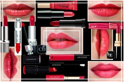 Rossetti rosso fragola: il trucco labbra per l'estate 2015. Scoprite la selezione di Grazia.it