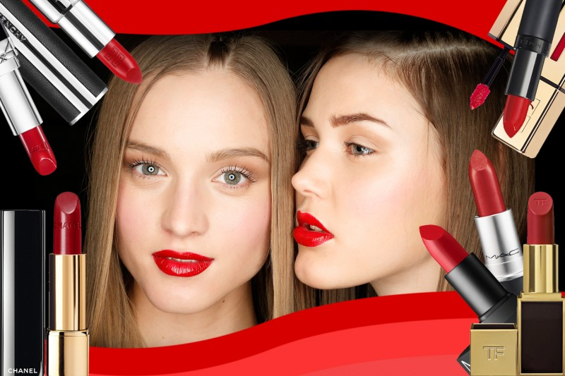 Rossetto rosso: 10 must have