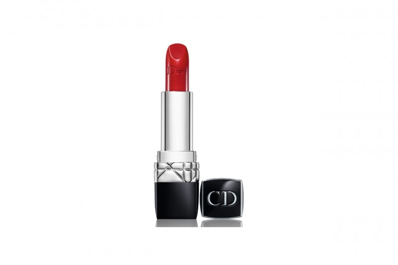 Rossetto rosso: Rouge Dior 999