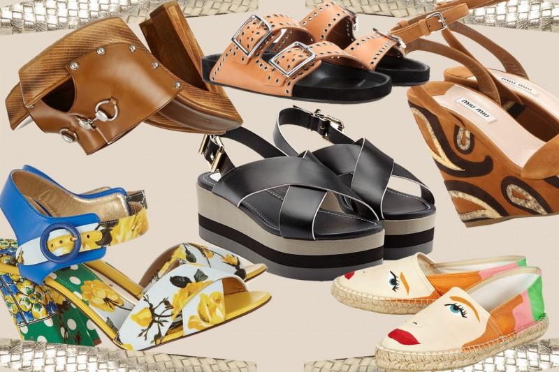 Scarpe: i modelli da acquistare con i saldi estivi 2015