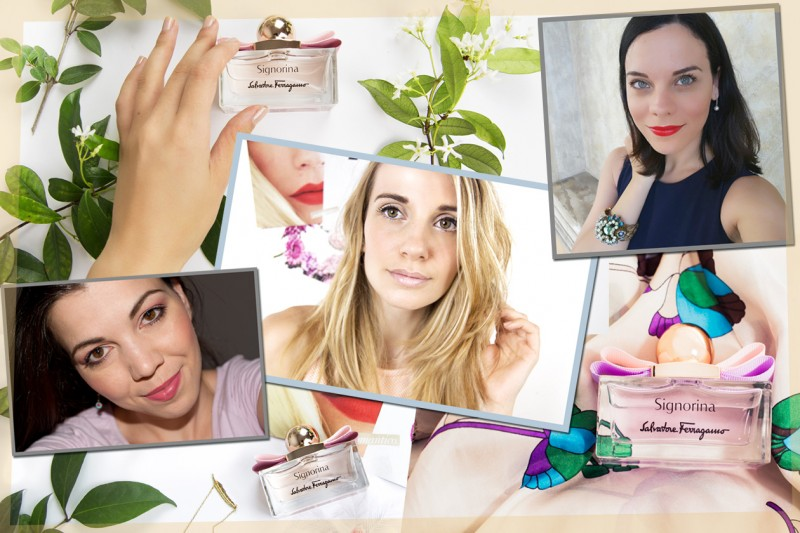Signorina Ferragamo: le tre fragranze che celebrano la donna