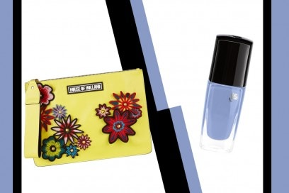 Smalti da abbinare alle clutch: House of Holland