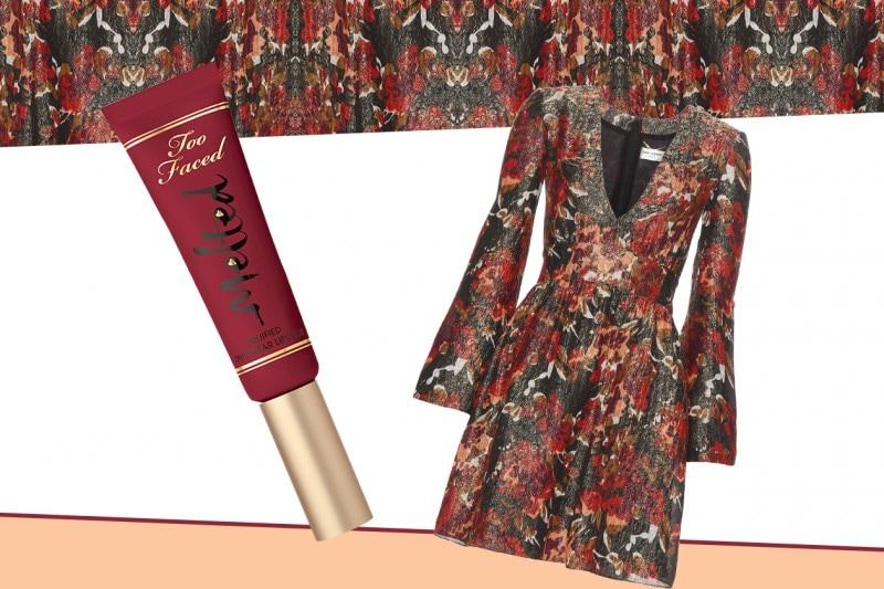 Stile Gipsy: gli abiti abbinati al trucco – Saint Laurent
