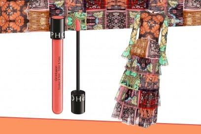Stile Gipsy: gli abiti abbinati al trucco – Valentino