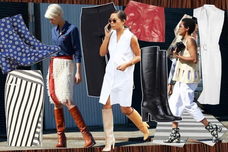 Stivali estivi: i look per indossarli al meglio