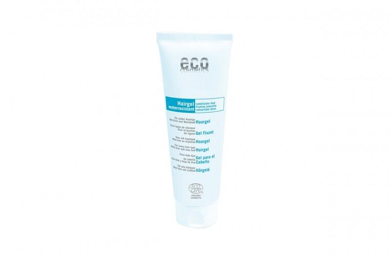 Styling bio dei capelli: Eco Cosmetics Gel Kiwi e foglie di Vite