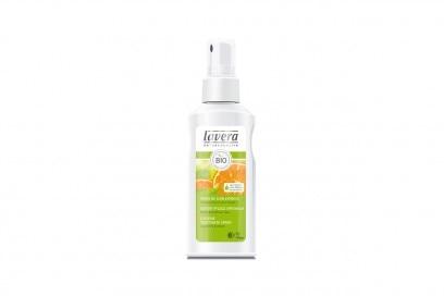 Styling bio dei capelli: Lavera Spray Arancia e The Verde