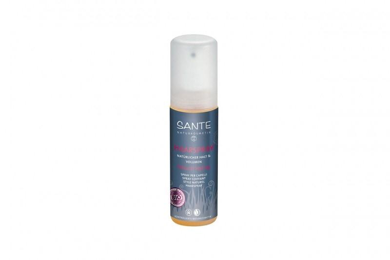 Styling bio dei capelli: Sante Naturkosmetik Spray Natural Styling