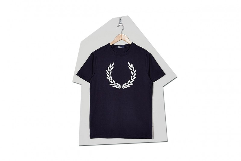 T-SHIRT UNISEX: FRED PERRY