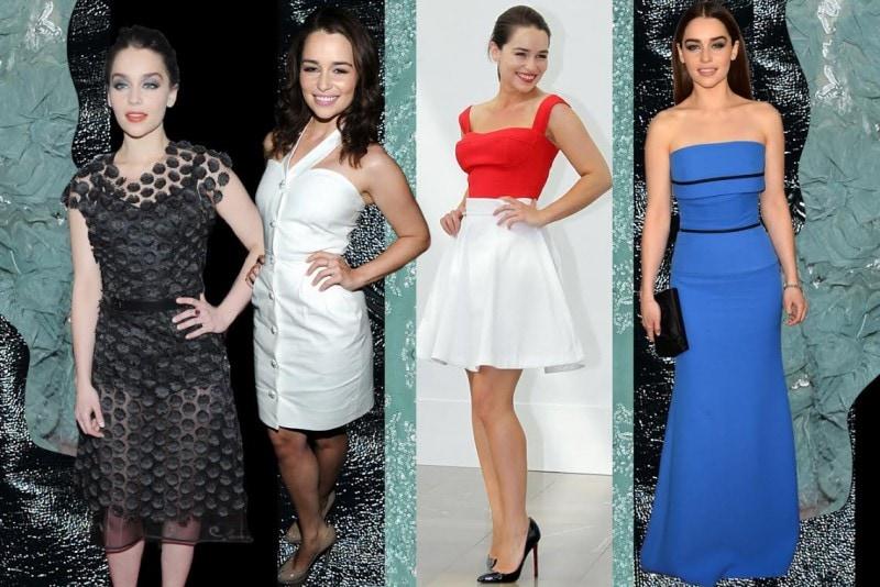 Tutti i look di Emilia Clarke