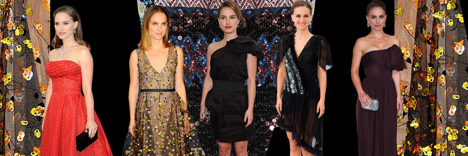 Natalie Portman: i look più belli dell'attrice, ora anche regista