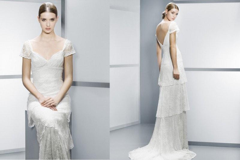 abiti da sposa: Jesús Peiró