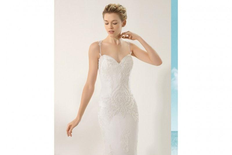 abiti da sposa: soft ROSA CLARà