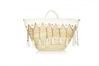 accessori naturali: borsa di finds + En Shalla